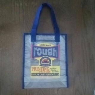 ラフ(rough)のrough ビニールバック(トートバッグ)