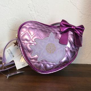 シマムラ(しまむら)のマジマジョピュアーズシオリデザインバッグ(ポシェット)