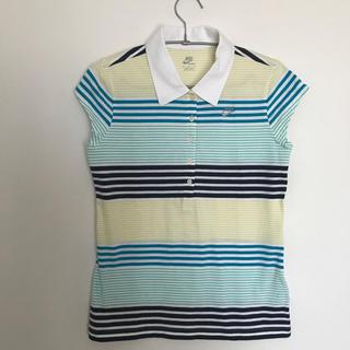 ナイキ(NIKE)のNIKE スポーツウェア Mサイズ レディース (Tシャツ(半袖/袖なし))