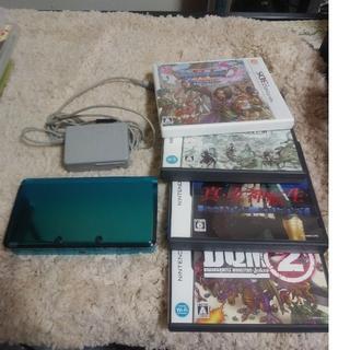 任天堂 - 3DS 中古本体 オマケ付