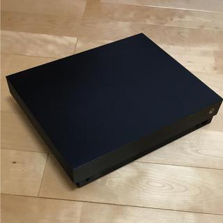 エックスボックス(Xbox)のXbox One x(家庭用ゲーム機本体)
