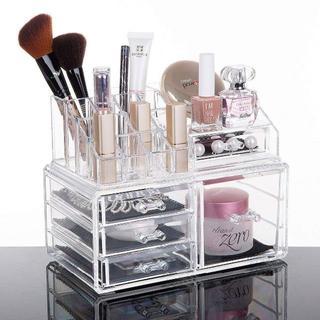 化粧品収納ボックス コスメ収納 メイク(5引き出し)