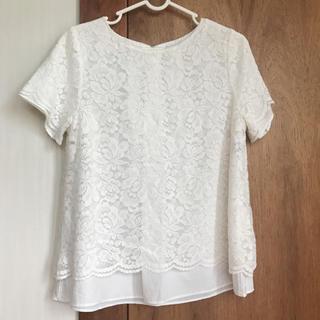 ミスティウーマン(mysty woman)のmysty woman リバーシブルT(Tシャツ(半袖/袖なし))