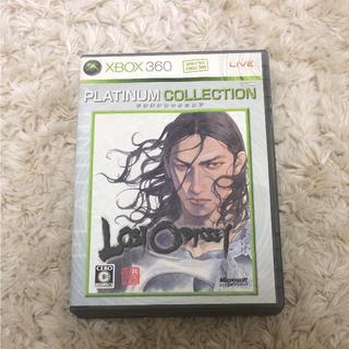 エックスボックス360(Xbox360)のロストオデッセイ Xbox 360 プラチナコレクション(家庭用ゲームソフト)