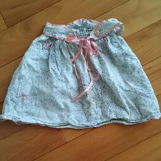 ミナペルホネン(mina perhonen)のミナペルフォネン☆スカート95cm(スカート)