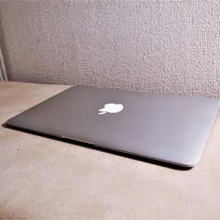 マック(Mac (Apple))の超うすうす軽量 MacBookAir SSD256GB Core-i5 11型(ノートPC)