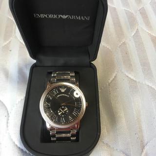 エンポリオアルマーニ(Emporio Armani)の時計(腕時計(アナログ))