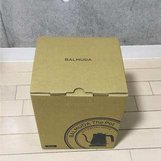BALMUDA - バルミューダ 電気ケトル