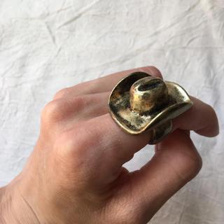 ジャーナルスタンダード(JOURNAL STANDARD)のハットリング 指輪 個性派(リング(指輪))