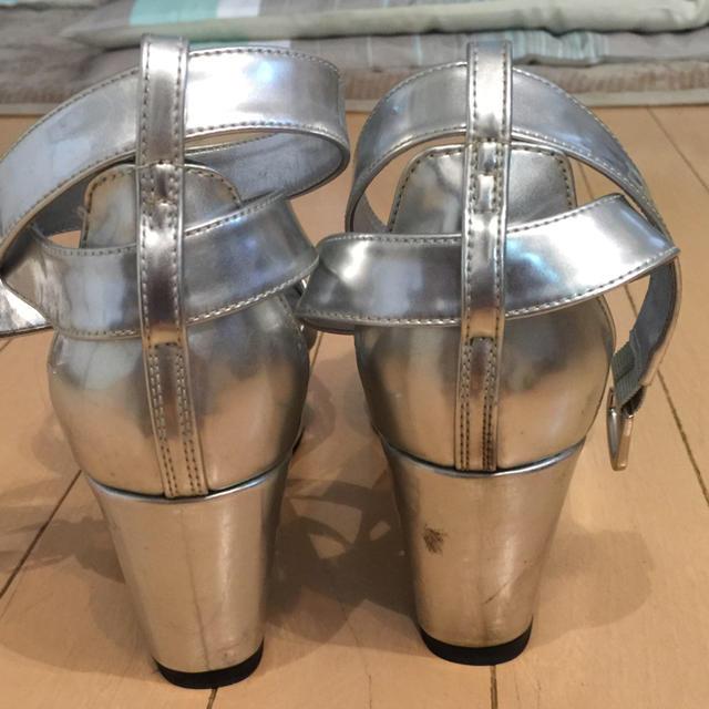 SLY(スライ)のSLY ウエッジ プラットフォームサンダル M レディースの靴/シューズ(サンダル)の商品写真