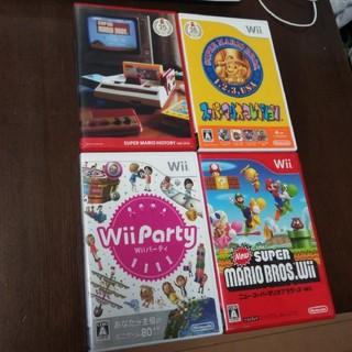 ウィー(Wii)のwiiソフト (家庭用ゲームソフト)
