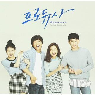 韓流ドラマ【プロデューサー】OST/キム・スヒョン/コン・ヒョジン/IU(テレビドラマサントラ)