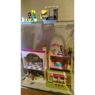 Lego - レゴフレンズ オリビエの家 ラブリーハウス