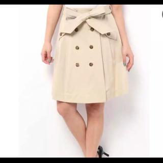 アズール(AZZURE)のリボン付き♡ アズールスカート(ひざ丈スカート)