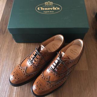 チャーチ(Church's)の新品☆church's バーウッド ブラウン(ローファー/革靴)