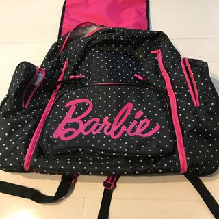 バービー(Barbie)の宿泊学習  大型リュック バービー  (リュックサック)