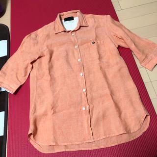 エイエスエム(A.S.M ATELIER SAB MEN)の七分袖ワイシャツ(シャツ)