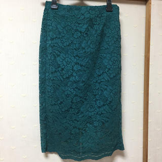 GU - GUレースタイトスカート