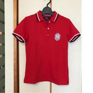 キャロウェイゴルフ(Callaway Golf)のキャロウェイ 赤ポロシャツ  パーリーゲイツ フィラお好きな方(ウエア)
