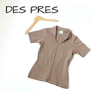 デプレ(DES PRES)のDES PRES デプレ 半袖カットソー レディース(カットソー(半袖/袖なし))