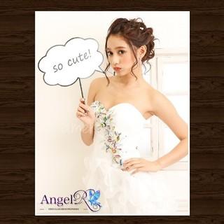 エンジェルアール(AngelR)のsale◇新品◇エンジェルアール・AngelRふんわりベアミニドレス◇S(ミニドレス)