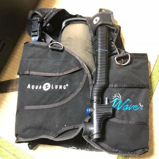 アクアラング(Aqua Lung)の【即購入申請歓迎】難あり ダイビング用BC(マリン/スイミング)