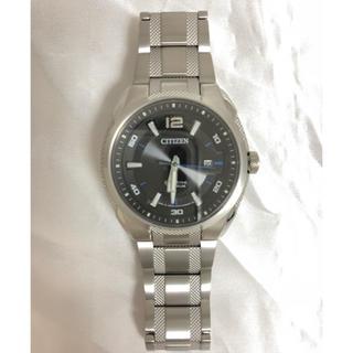 値下げ‼️ 【新品】シチズン CITIZEN エコドライブ チタニウム 腕時計