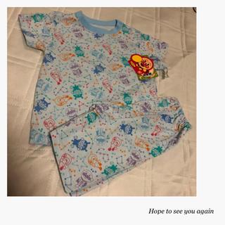 新品 アンパンマン 半袖パジャマ 95cm