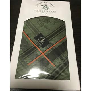 ポロクラブ(Polo Club)のPOLO&RACQUET CLUB ハンカチ(ハンカチ/ポケットチーフ)