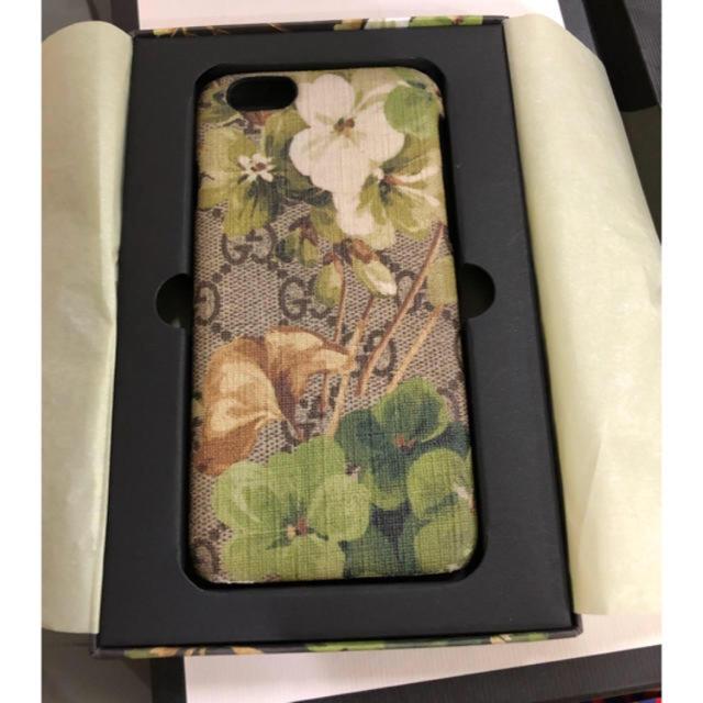 Gucci - Gucci iPhone7.8 ケースの通販 by ☺︎☺︎☺︎|グッチならラクマ