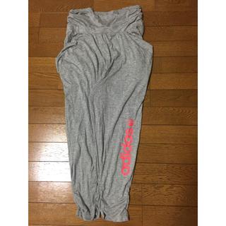 アディダス(adidas)の美品✨adidas サルエルパンツ♡ スポーツウェア ダンス💃(サルエルパンツ)