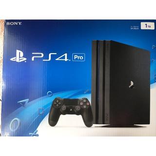 PlayStation4 - PS4 Pro ブラック 長期保証あり PlayStation®4 Pro