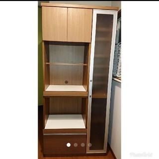 入江木工  食器棚   ⑦(キッチン収納)