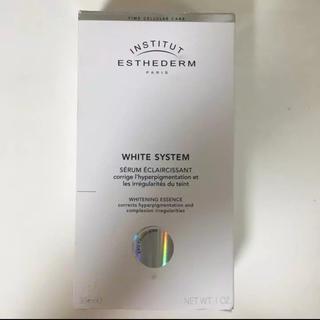 エステダム(Esthederm)の★エステダム ホワイトセラム 30ml(美容液)