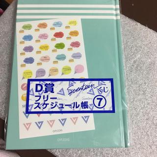 SEVENTEENフリースケジュール帳(K-POP/アジア)