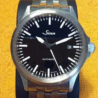 シン(SINN)のジン SINN 556(腕時計(アナログ))