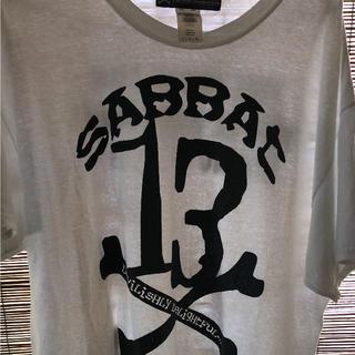 サバトサーティーン(SABBAT13)のSABBAT13 サバト tシャツ(Tシャツ/カットソー(半袖/袖なし))