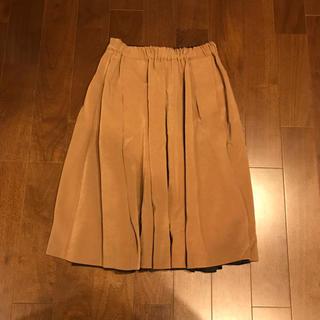 アーバンリサーチロッソ(URBAN RESEARCH ROSSO)のフレアスカート(ひざ丈スカート)