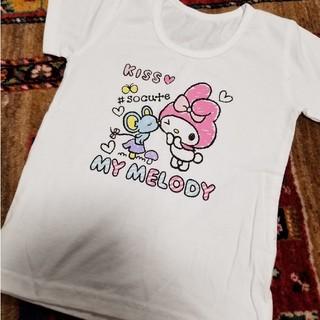 マイメロディ(マイメロディ)のjewel様専用☆新品未使用品☆マイメロ シャツ 2枚組 110センチ(下着)