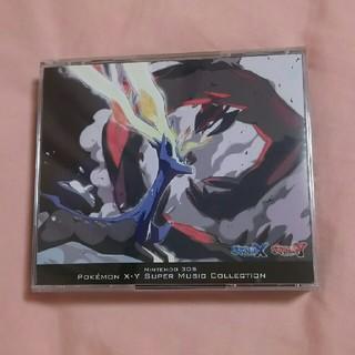 ポケモン(ポケモン)のポケモン xy  ゲーム音楽CD(ゲーム音楽)