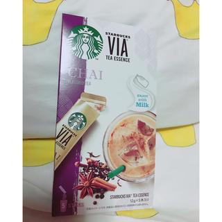 スターバックスコーヒー(Starbucks Coffee)のRさま専用 スタバ チャイ(茶)