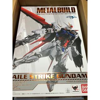 BANDAI - METAL BUILD 機動戦士ガンダムSEED エールストライクガンダム