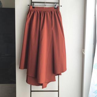 アーバンリサーチロッソ(URBAN RESEARCH ROSSO)のアーバンリサーチ rosso フレアスカート(ひざ丈スカート)