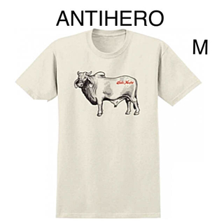 アンチヒーロー(ANTIHERO)のANTIHERO SKATEBOARDS「ANTIHERO COW」(Tシャツ/カットソー(半袖/袖なし))
