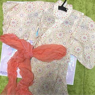 アンパサンド(ampersand)のアンパサンド  浴衣 120cm(甚平/浴衣)