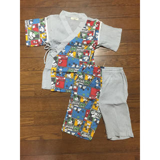 ディズニー(Disney)の新品★甚平120(甚平/浴衣)