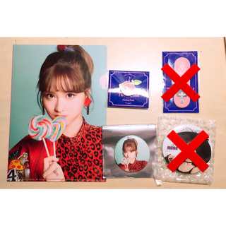 ウェストトゥワイス(Waste(twice))のTWICE モモセット(K-POP/アジア)