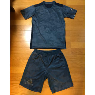 adidas - アディダス トレーニング ランニング Tシャツ 短パン ウェア
