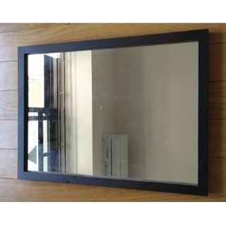 MUJI (無印良品) - 無印 壁につけられる家具 ミラー