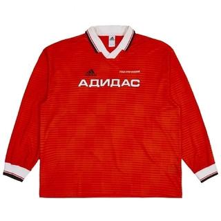アディダス(adidas)のGosharubchinskiy x Adidas Jersey T-shirt(Tシャツ/カットソー(七分/長袖))